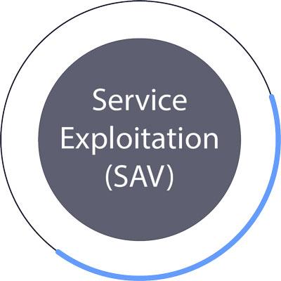 Service Exploitation